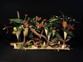 Novas Tendências em Arte Floral